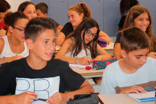 SISTEMA EDUCATIU D'ESPANYA