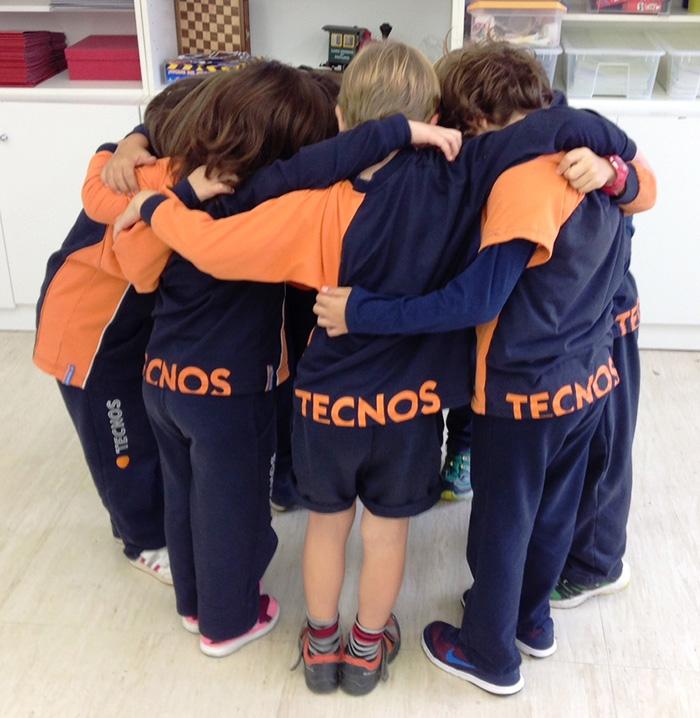 Tecnos Infantil - Treball en grup