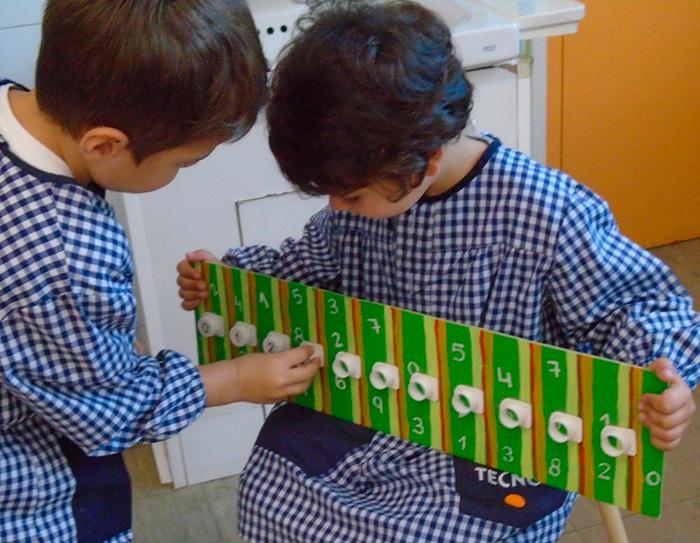 Tecnos Infantil - Matemàtiques